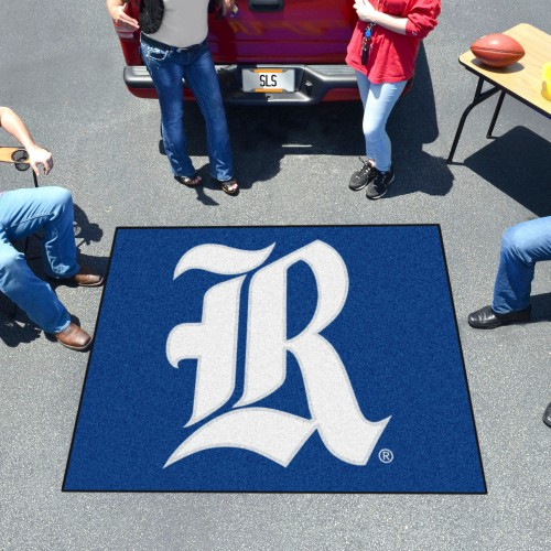 Rice Tailgater Rug 5'x6'