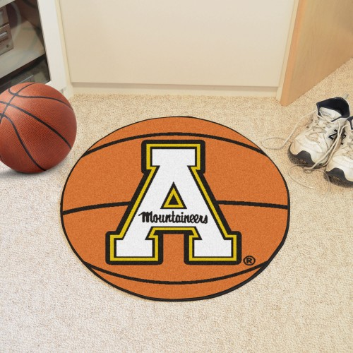 Appalachian State Basketball Mat 27