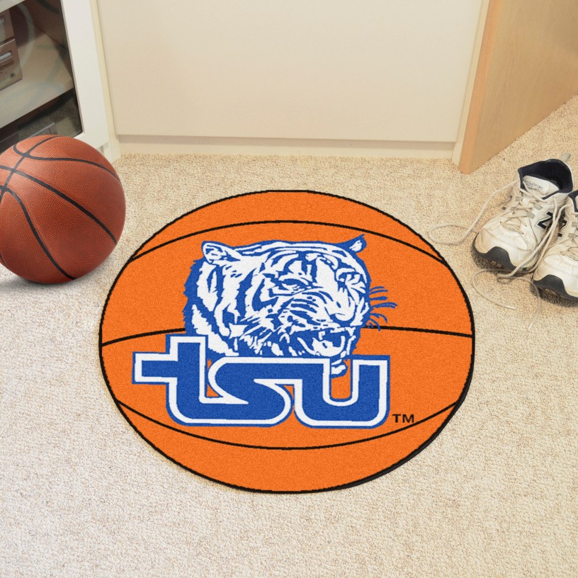 Tennessee State Basketball Mat 27