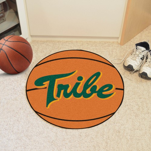 William & Mary Basketball Mat 27