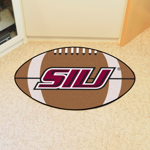 Southern Illinois Football Rug 20.5