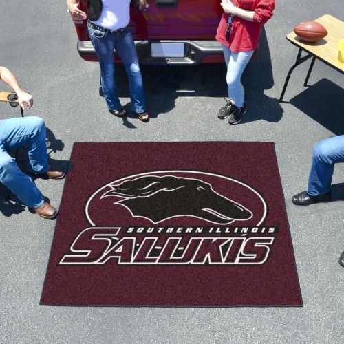 Southern Illinois Tailgater Rug 5'x6'