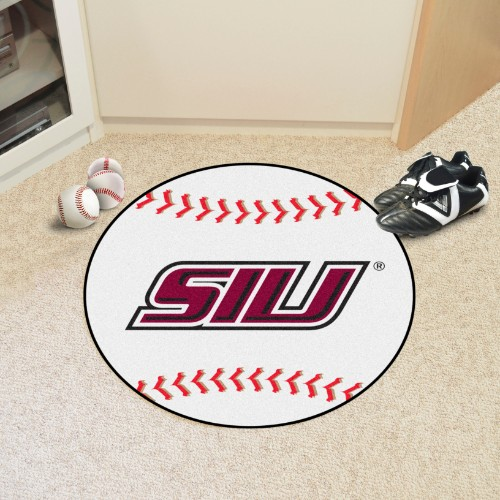 Southern Illinois Baseball Mat 27