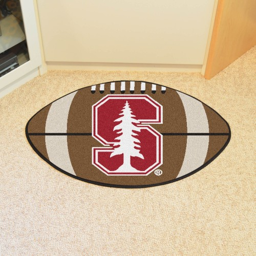 Stanford Football Rug 20.5