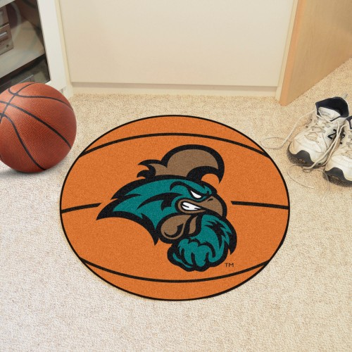 Coastal Carolina Basketball Mat 27