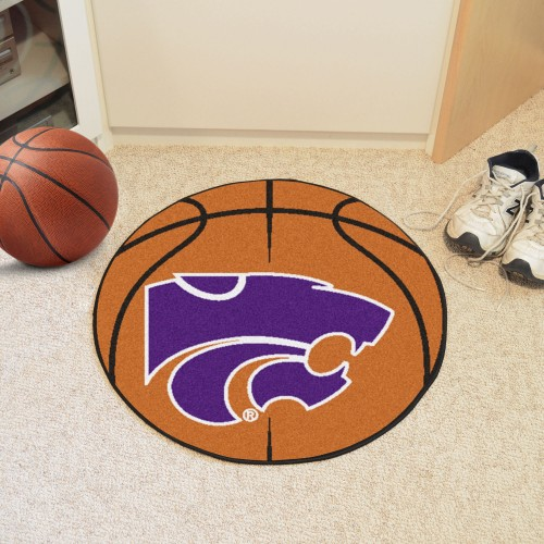 Kansas State Basketball Mat 27