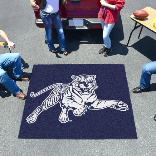 Jackson State Tailgater Rug 5'x6'