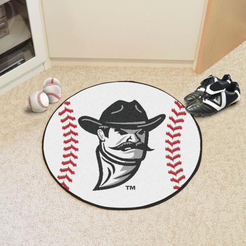 New Mexico State Baseball Mat 27