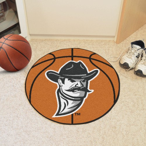 New Mexico State Basketball Mat 27