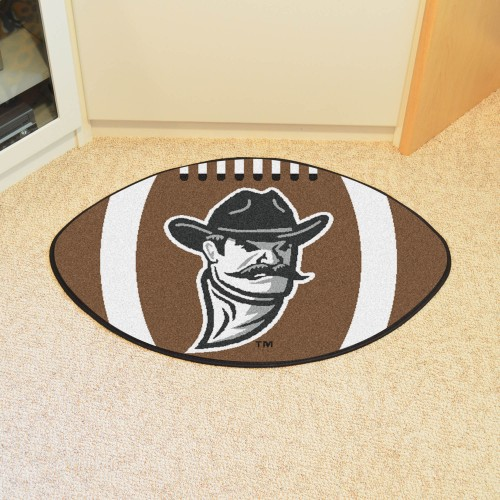 New Mexico State Football Rug 20.5