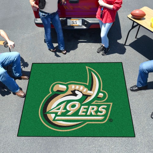 UNC - Charlotte Tailgater Rug 5'x6'