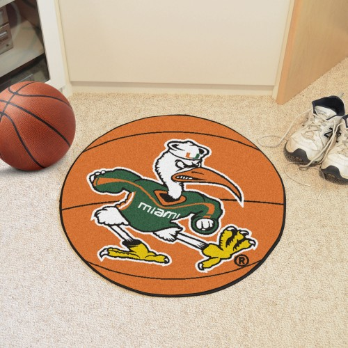 Miami Basketball Mat 27