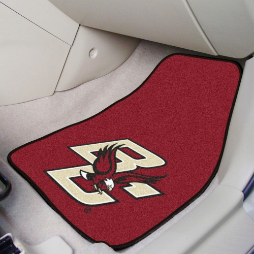Boston College 2-pc Carpeted Car Mats 17