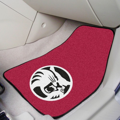 Cal State - Chico 2-pc Carpeted Car Mats 17