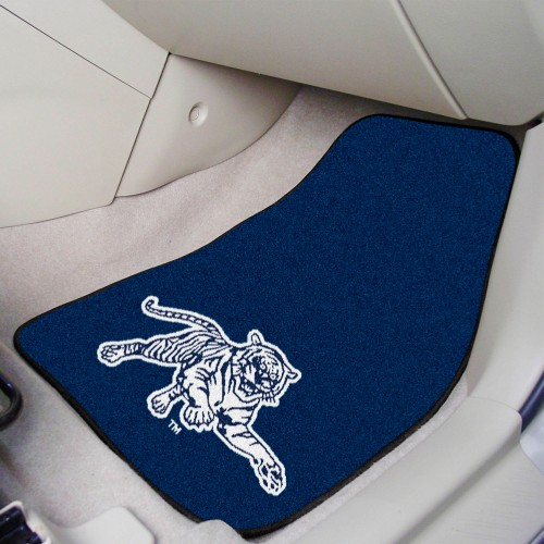 Jackson State 2-pc Carpeted Car Mats 17