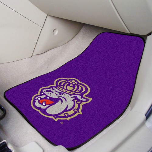 James Madison 2-pc Carpeted Car Mats 17