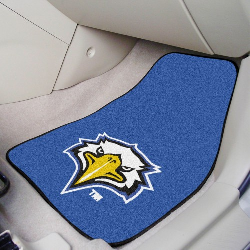 Morehead State 2-pc Carpeted Car Mats 17