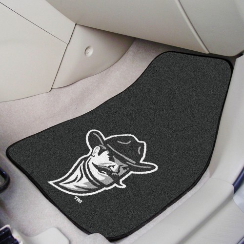 New Mexico State 2-pc Carpeted Car Mats 17