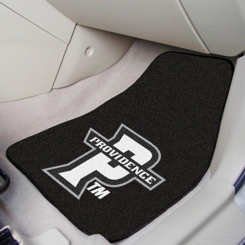 Providence College 2-pc Carpeted Car Mats 17