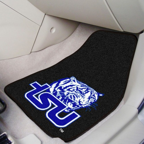 Tennessee State 2-pc Carpeted Car Mats 17