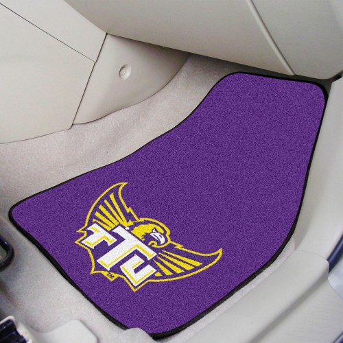 Tennessee Tech 2-pc Carpeted Car Mats 17