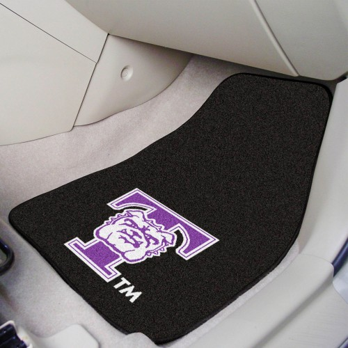 Truman State 2-pc Carpeted Car Mats 17
