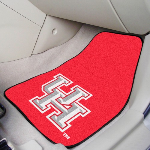 Houston 2-pc Carpeted Car Mats 17