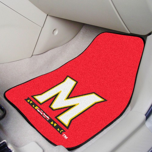 Maryland 2-pc Carpeted Car Mats 17