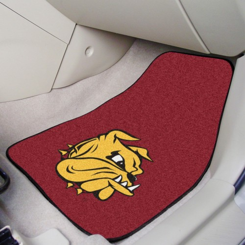 Minnesota-Duluth 2-pc Carpeted Car Mats 17