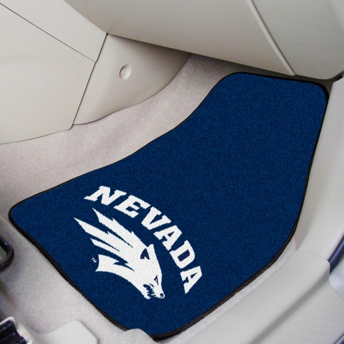 Nevada 2-pc Carpeted Car Mats 17