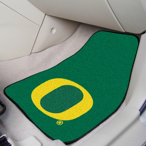 Oregon 2-pc Carpeted Car Mats 17