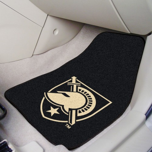 US Military Academy 2-pc Carpeted Car Mats 17