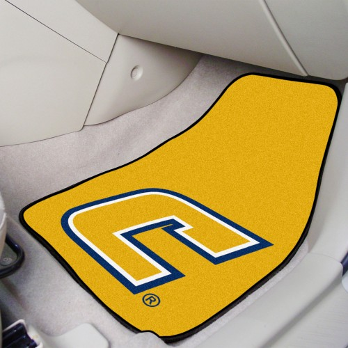 Chattanooga 2-pc Carpeted Car Mats 17