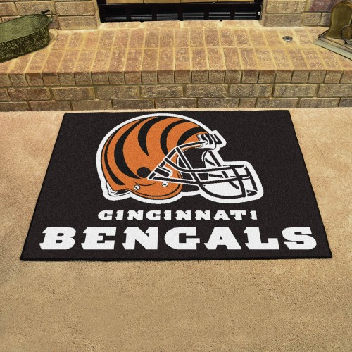 NFL - Cincinnati Bengals All-Star Mat 33.75