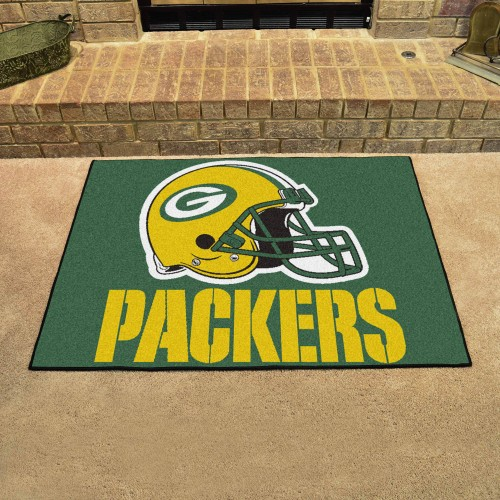 NFL - Green Bay Packers All-Star Mat 33.75