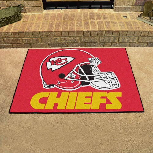 NFL - Kansas City Chiefs All-Star Mat 33.75