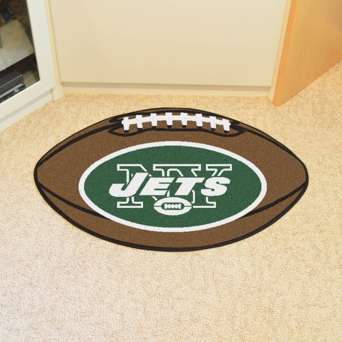 NFL - New York Jets Football Rug 20.5