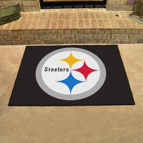 NFL - Pittsburgh Steelers All-Star Mat 33.75