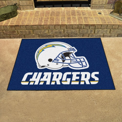 NFL - Los Angeles Chargers All-Star Mat 33.75