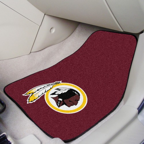 "NFL - Washington Football 2-pc Carpeted Car Mats 17""x27"""