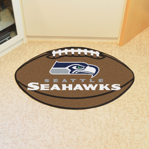 NFL - Seattle Seahawks Football Rug 20.5
