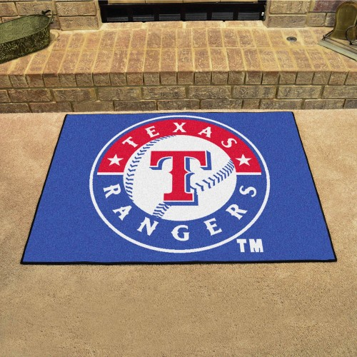 MLB - Texas Rangers All-Star Mat 33.75
