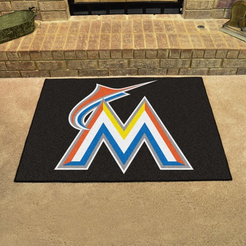 MLB - Miami Marlins All-Star Mat 33.75