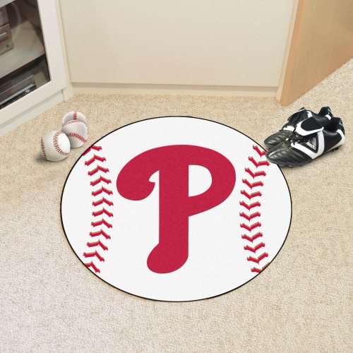 MLB - Philadelphia Phillies Baseball Mat 27