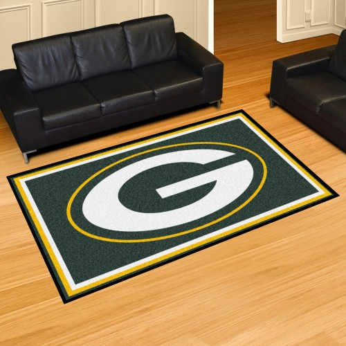 NFL - Green Bay Packers 5'x8' Rug