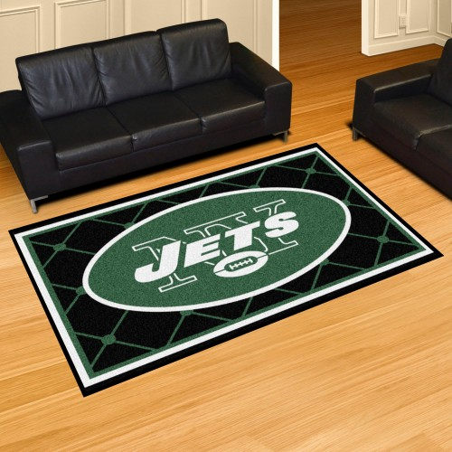 NFL - New York Jets 5'x8' Rug