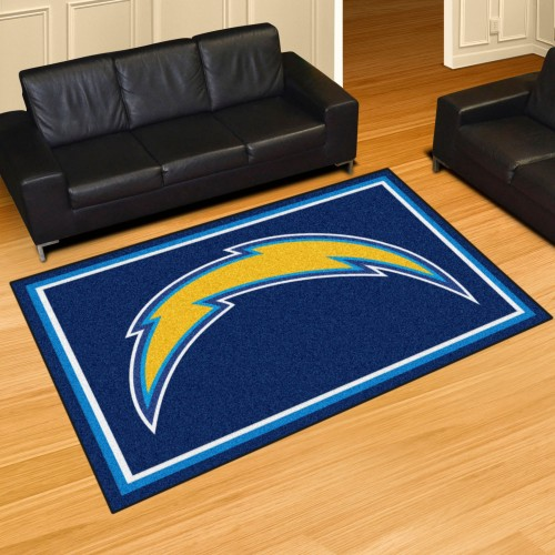 NFL - Los Angeles Chargers 5'x8' Rug