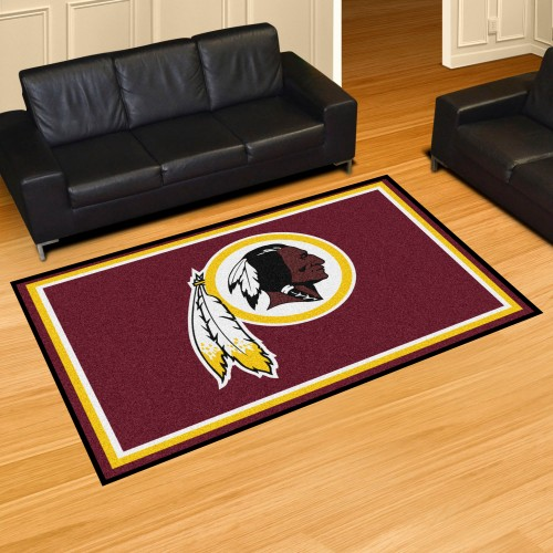 NFL - Washington Football 5'x8' Rug