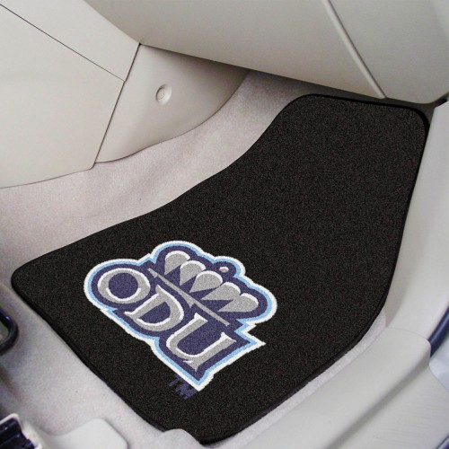 Old Dominion 2-pc Carpeted Car Mats 17