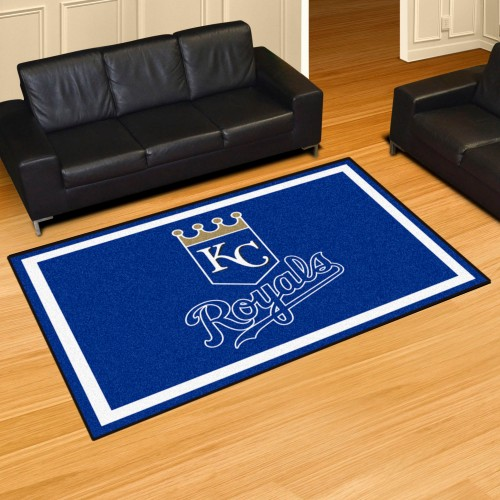 MLB - Kansas City Royals 5'x8' Rug
